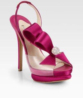 nicholas-kirkwood-fuschia-satin-bow-slingback-sandals