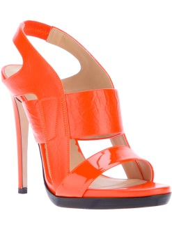 reed-krakoff-orange-strappy-sandal