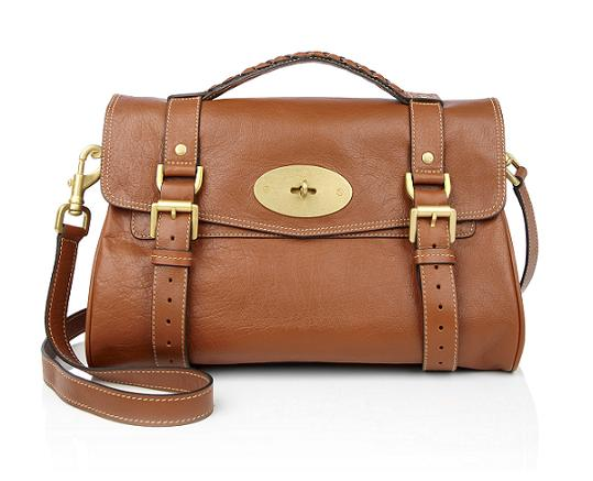 Mulberry-Alexa bag-Oak