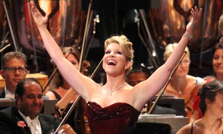 Joyce DiDonato Last Night of the Proms 2013