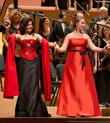 Stars of lyric opera WildeMartinez_Chicago_sept 2013_1