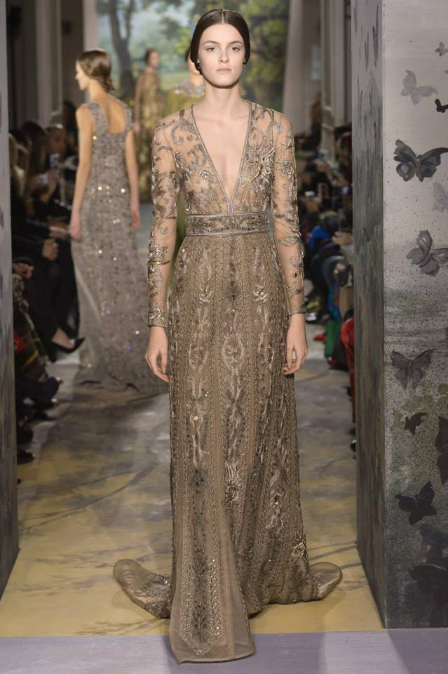 Top Valentino Haute Couture and the homage to lyric opera – Valentino  SL69