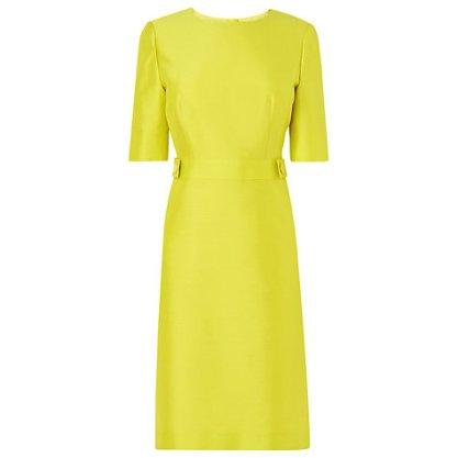 LK Bennet, Lime dress