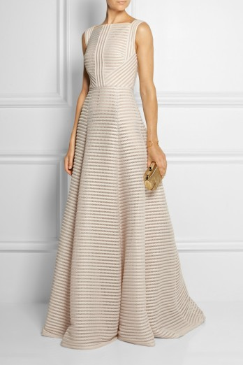 Elie Saab, stripped gown