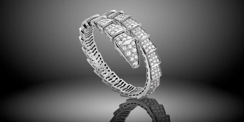 Bulgari, Serpenti bracelet