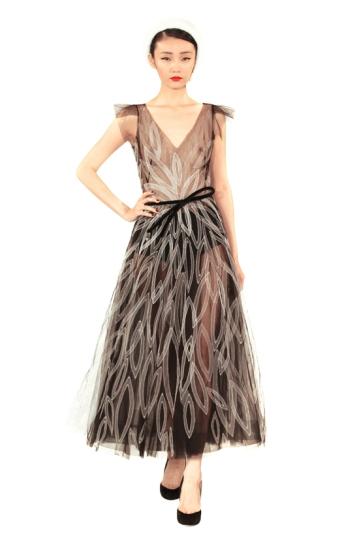 Yanina Couture , Winter 2013 - 2014