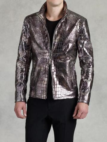 John Varvatos, Leather Jacket
