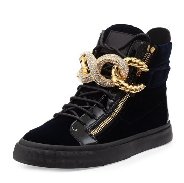 Giuseppe Zanotti, Chain Sneaker