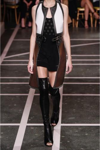 Givenchy's vest