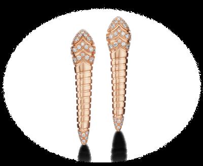 Bulgari_Serpenti- Turbogas Earrings