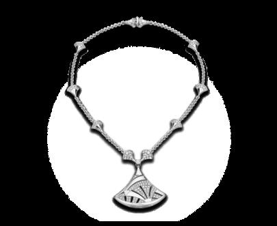 Bulgari - Diva necklace