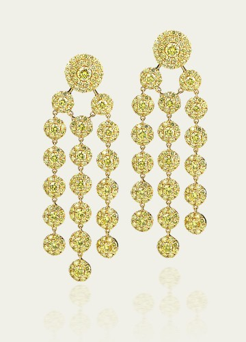 Tamsen Z - Chandelier Earrings