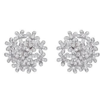 Van-cleef-arpels-socrate-diamond-white-gold-earrings