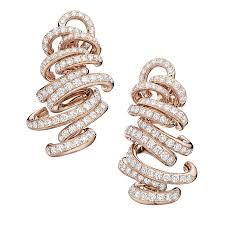 De Grisogono - Vortice earrings
