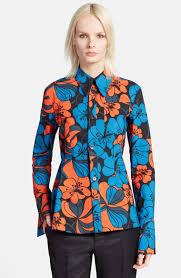 Marni - Floral Print Shirt