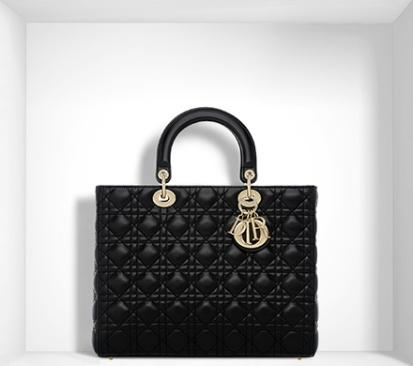 Lady Dior_black