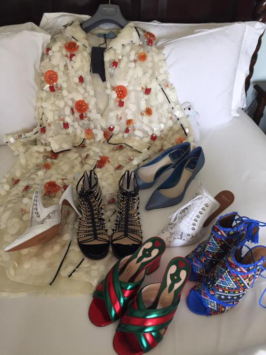 Shopping Santa Monica_april 2016