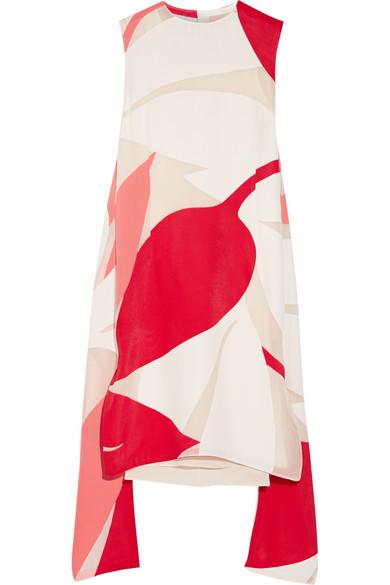 Marni - Floral print dress