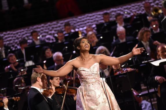 Echo Klassik 2017 in der Elbphilharmonie in Hamburg am 29.10.2017