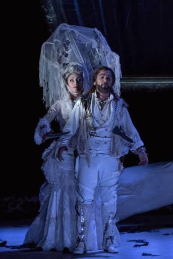 "Mascagni, ""Guglielmo Ratcliff"" directed by Fabio Ceresa, Wexford Opera Festival 2015."