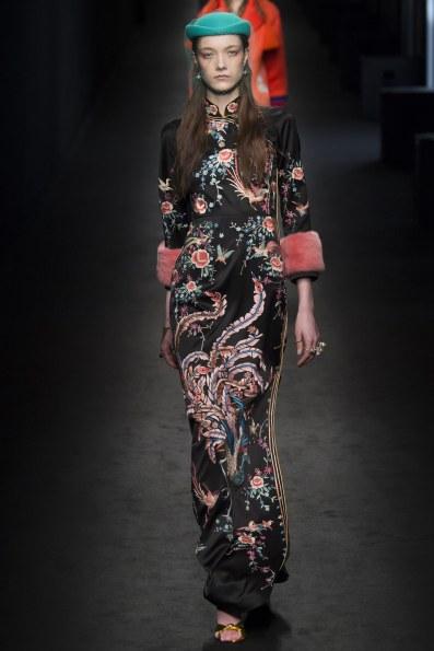 Gucci_Chinese dress