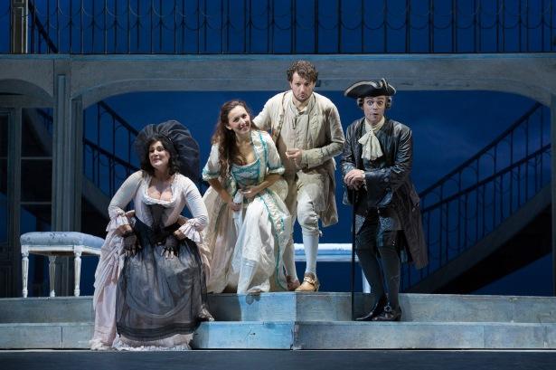 Le nozze di Figaro di W.A.Mozart