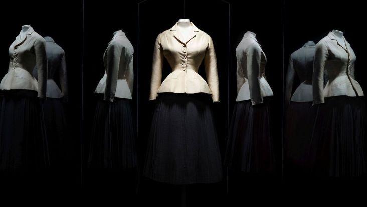 Christian Dior, 1945