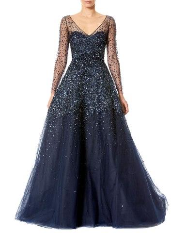 Carolina Herrera_sequined gown