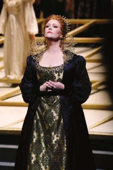 """Donizetti, """"Il castello di Kenilworth"""", directed by Maria Pilar Pérez Aspa, Donizetti Opera 2018"""