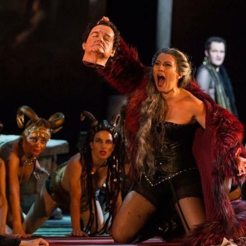 H.W. Henze, The Bassarids, directed by Mario Martone, Teatro dell'Opera di Roma 2015