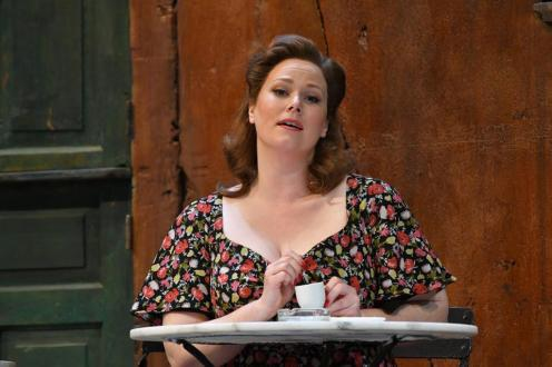 "Jessica Pratt in ""Elisir d'amore"" by G. Donizetti, Gran Teatre del Liceu 2018"