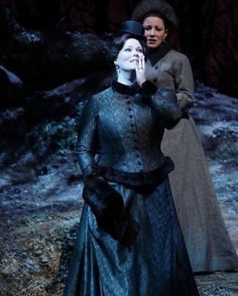 Jessica Pratt, Lucia di Lammermoor di G. Donizetti, Metropolitan Opera House 2018