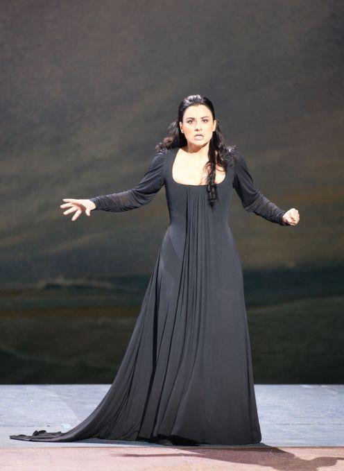 "Carmela Remigio in ""Idomeneo"" by Mozart, Teatro alla Scala 2009"