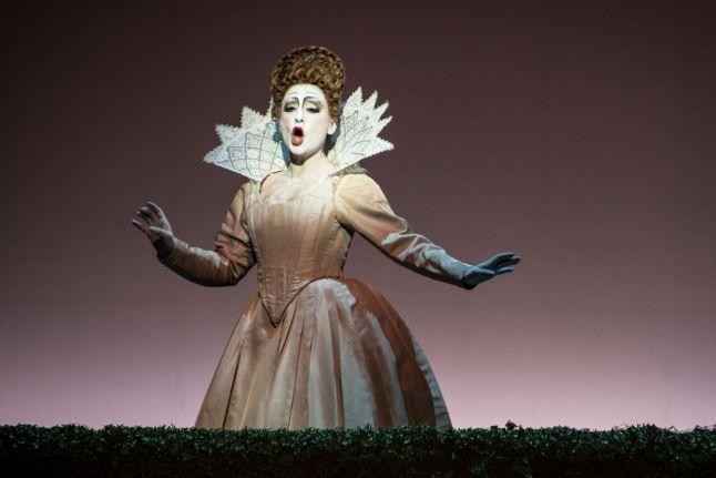 Carmela Remigio, Inconorazione di Poppea di C. Monteverdi, Teatro alla Scala 2016