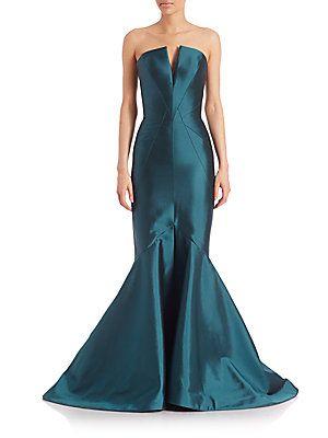 Rubin Singer, mermaid gown